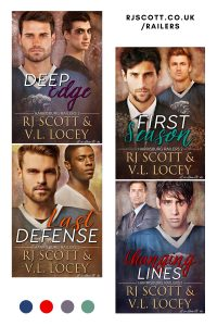 Series Books from RJ Scott, MM Romance Author