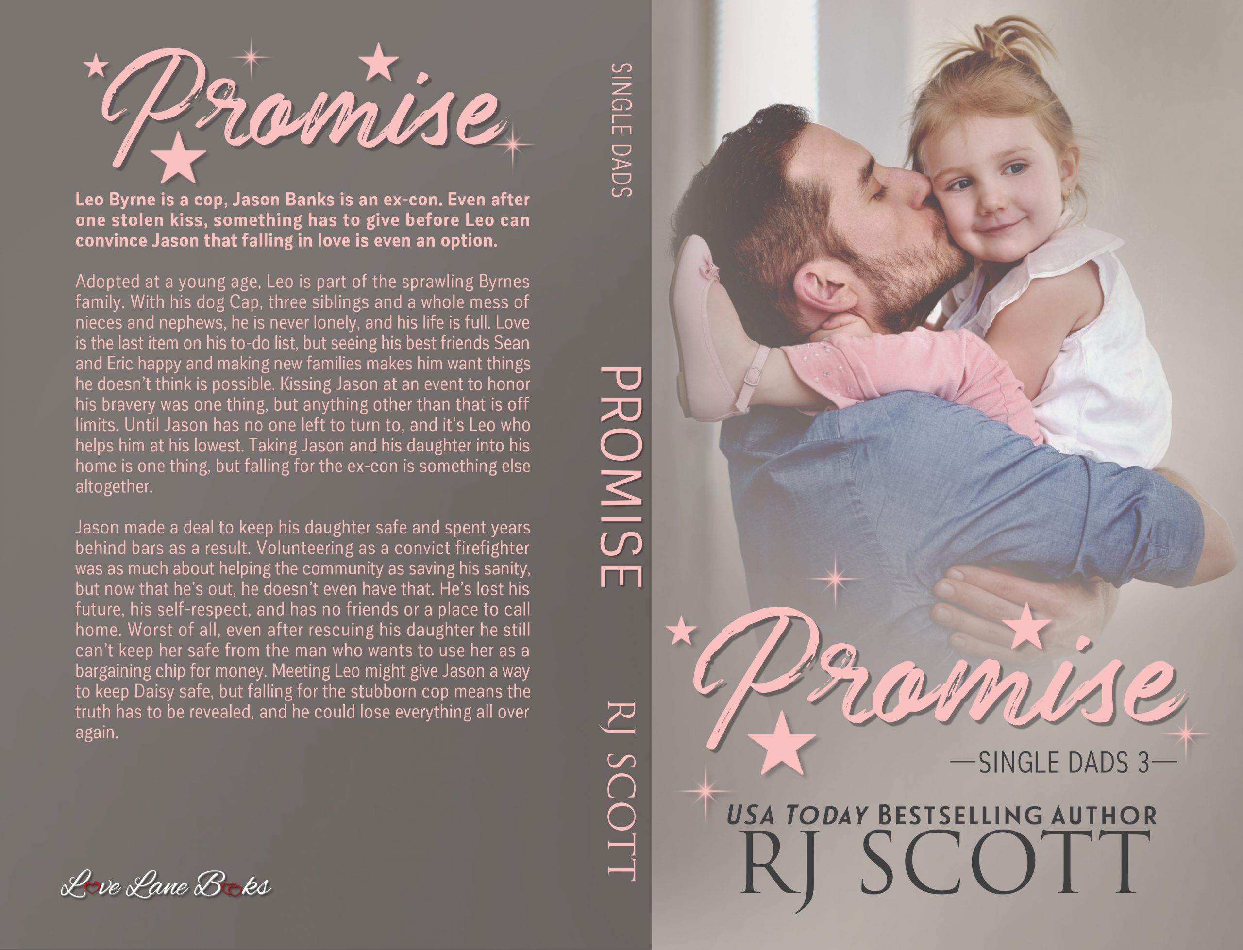 RJ Scott, MM Romance, Promise, Single Dads