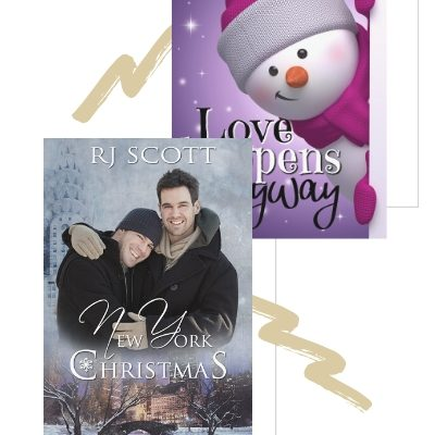 RJ Scott Christmas Books into Kindle Unlimited Amazon Exclusive
