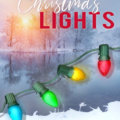Now in Kindle Unlimited – Christmas Lights, MM Hockey Romance, Owatonna Series