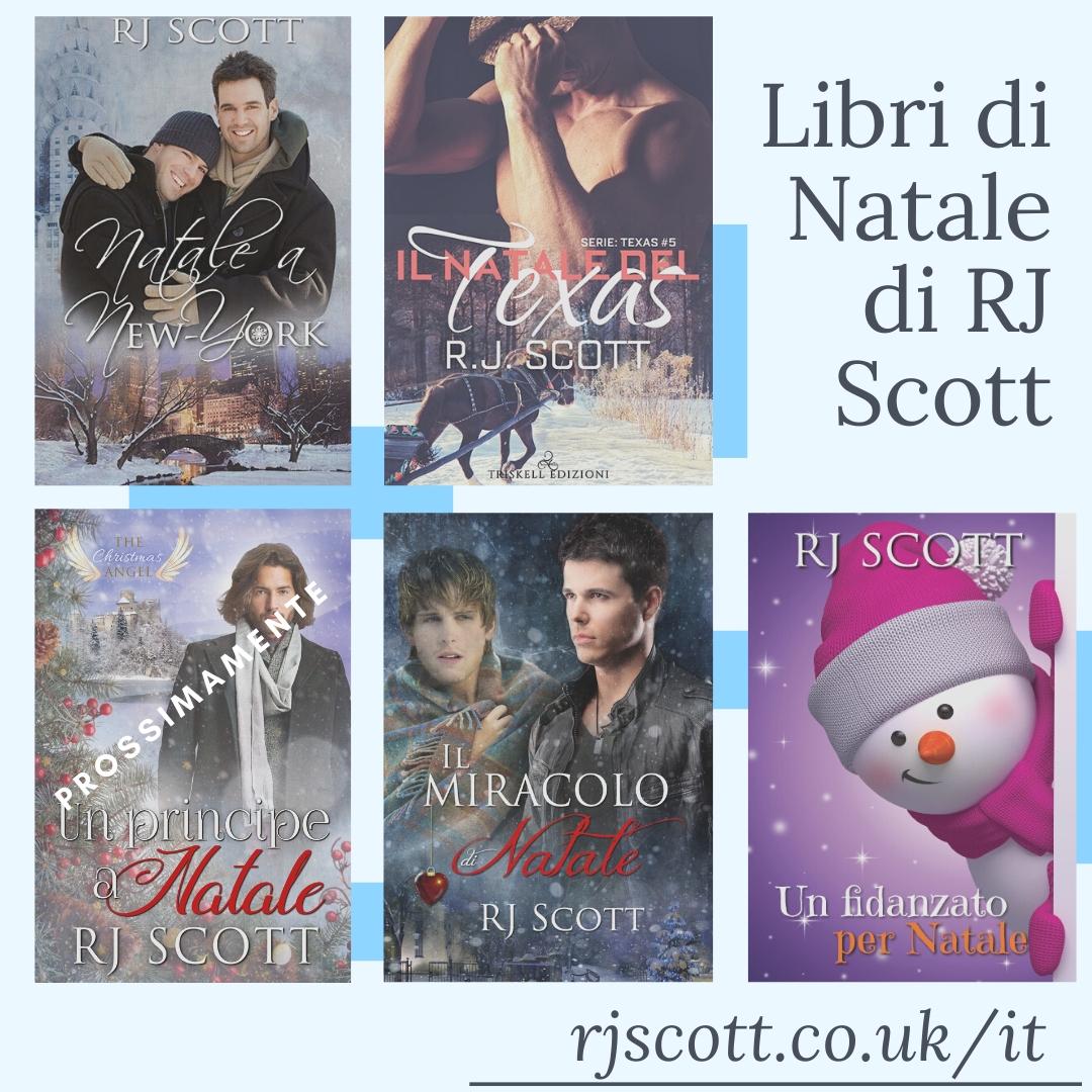 Libri di Natale di RJ Scott