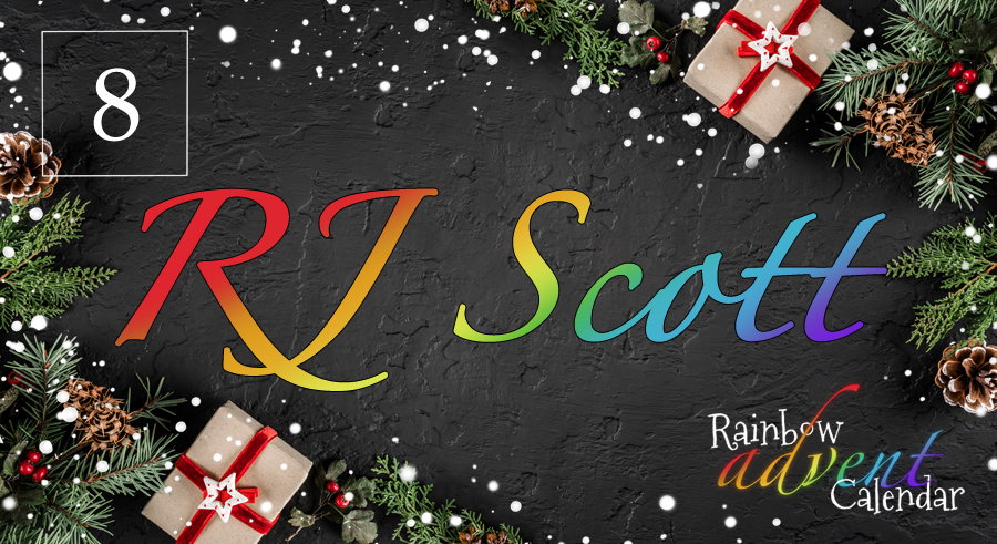 Rainbow Advent 2019, RJ Scott, MM Romance