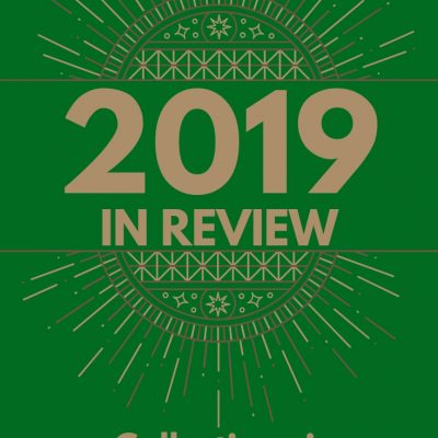 2019 In Review – Collections In Paperback & Giveaway!