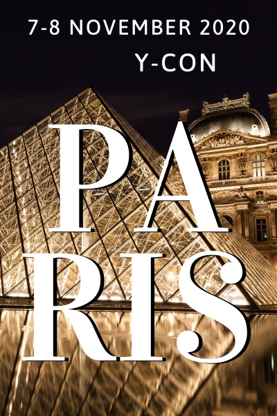 Ycon 8 Paris 7/8 November 2020