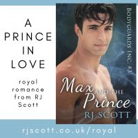 A prince in love - royal romance from RJ SCOTT