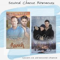 Second Chance Romance from RJ Scott - USA Today Bestselling Author of MM Romance