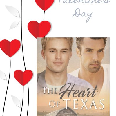Valentines short featuring Jack and Riley from the Texas Series