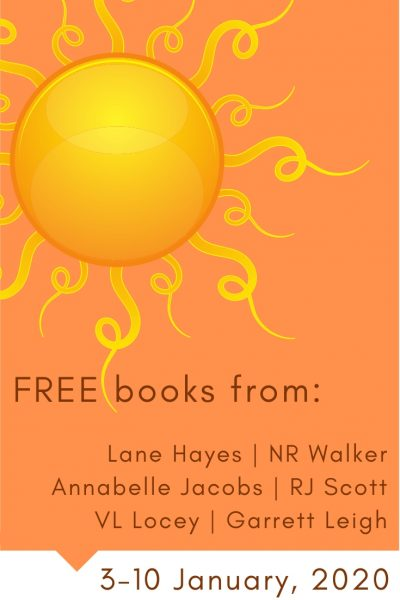 Free books from Lane hayes, NR walker, Garrett Leigh, Annabelle Jacobs, VL Locey, RJ Scott