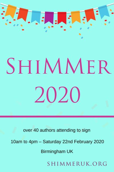 ShiMMer book signing Feb 2020