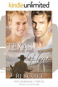 RJ Scott, Texas Series, MM Romance
