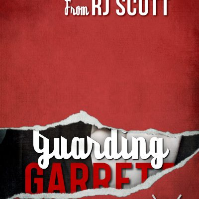 Guarding Garret – COVER REVEAL!