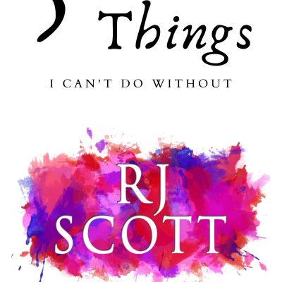 5 Things I Can't Live Without