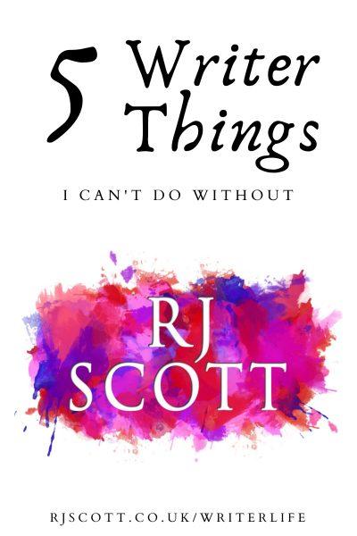 RJ Scott, MM Romance,