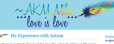 AKM Miles – My experience with autism