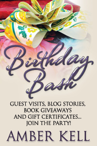 Wandmaker 10 – Amber Kell's birthday blog story