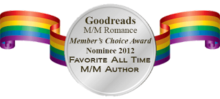 Nomination – Favourite All Time M/M Author
