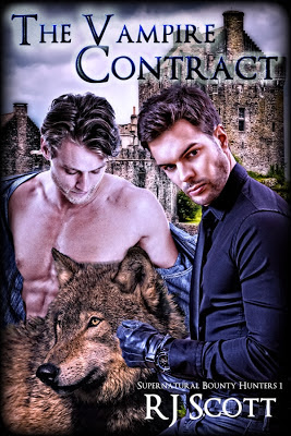 The Vampire Contract – available from eXtasy Books
