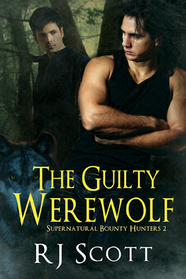 The Guilty Werewolf out in two days…
