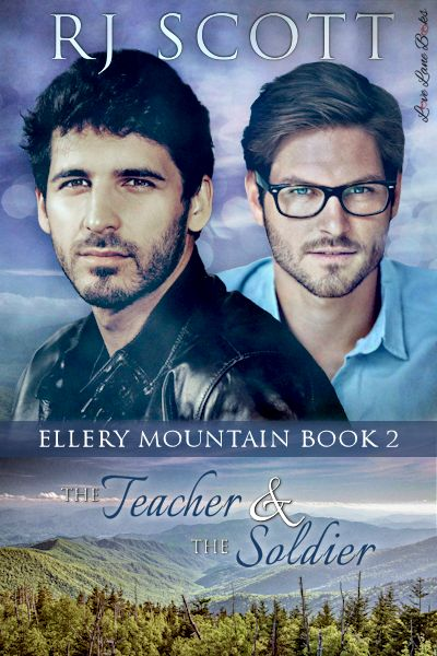 The Teacher and the Soldier (Ellery Mountain #2)