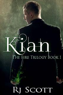 Fire, books 1, 2 & 3