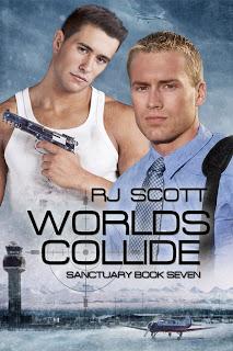 RJ Scott Recent Reviews – The Guilty Werewolf and World's Collide