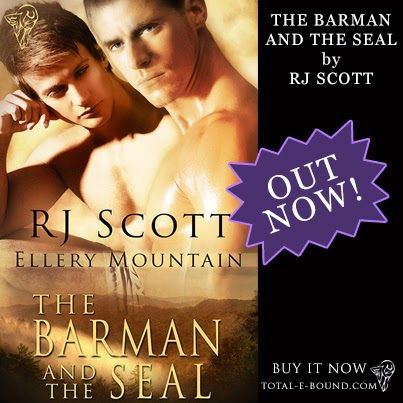 The Barman And The SEAL – Out Today on third party sites