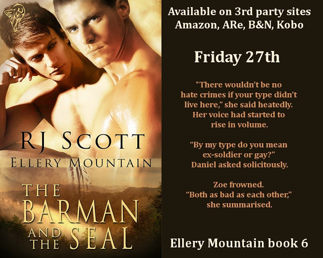 The Barman & The SEAL, third party release 27th September