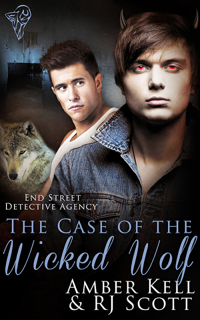 LASR Best Book of 2013 poll – The Case Of the Wicked Wolf