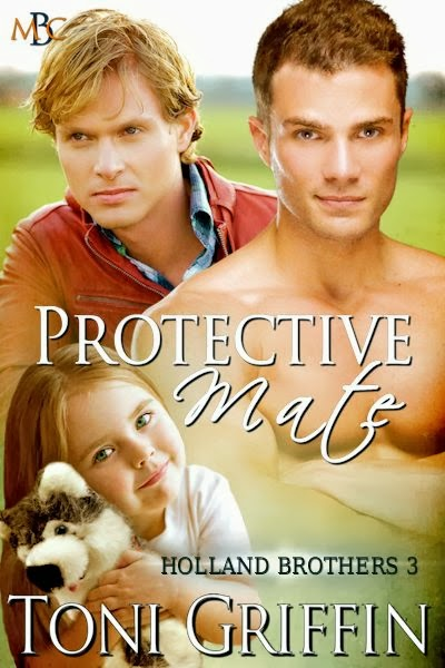 Valentine Trail – Protective Mate by Toni Griffin