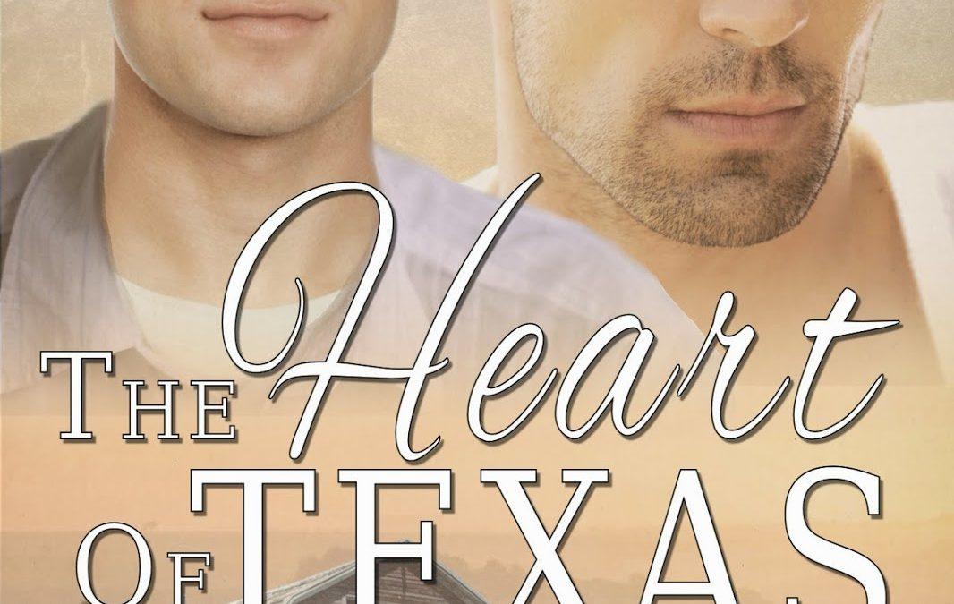 Valentine Trail – The Heart Of Texas by RJ Scott