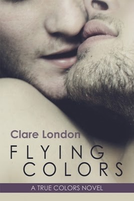 Valentine Trail – Flying Colours by Clare London