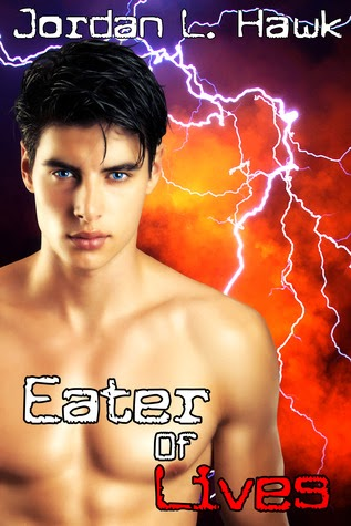 Eater of Lives, SPECTR book 4, Jordan L Hawk – 5/5 & Highly Recommended
