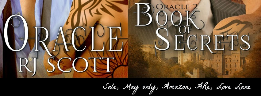 Sale for May – Oracle and it's sequel, Book of Secrets