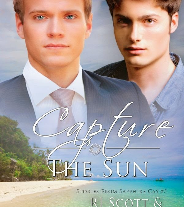 Capture The Sun (Sapphire Cay #5) with Meredith Russell