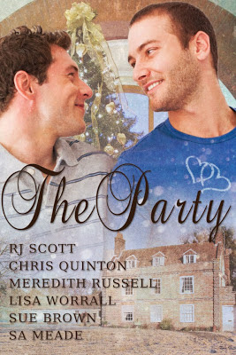 The Party – A blog story from six authors – written in 2012