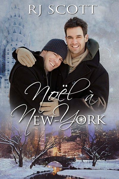 Noël à New-York de R.J. Scott – maintenant disponible