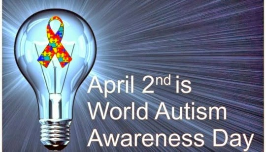 Autism Awareness Month – signups…