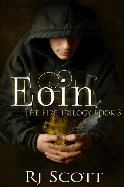Eoin's Destiny (Fire #3)