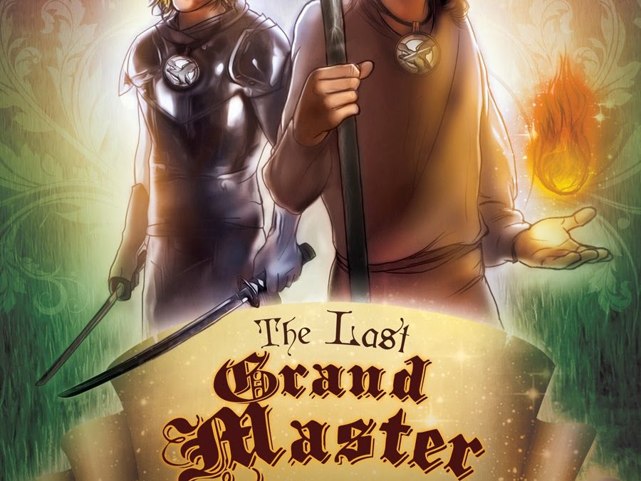 Blog Tour Post – The Last Grand Master – Andrew Q Gordon