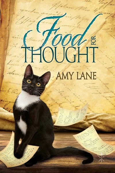 Food for Thought – Amy Lane – April 8