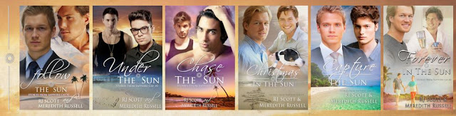 The Sapphire Cay series, with Meredith Russell – coming to an end…