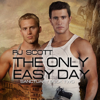 The Only Easy Day (Sanctuary #2) – available in audio