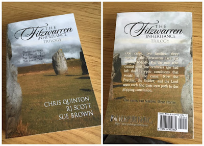 The Fitzwarren Inheritance, news and paperback competition