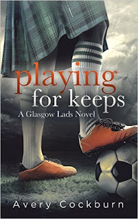 Review of Glasgow Lads Books 1 & 2 by Avery Cockburn