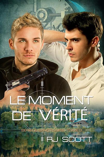Le moment de vérité – Le sanctuaire – tome 3 – coming 6 October