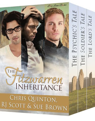 The Fitzwarren Inheritance – Out Now for the first time in one volume