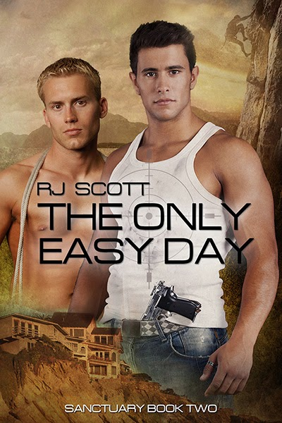Focus On… The Only Easy Day (Sanctuary #2)