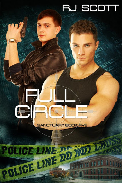 Focus On… Full Circle (Sanctuary #5)