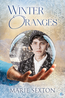 Christmas Blog: Review of Winter Oranges by Marie Sexton