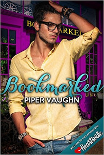 Review of Bookmarked by Piper Vaughn